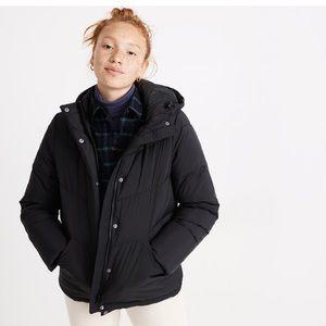 Black Madewell warm coat